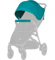 Капор для коляски Britax B-Agile 4 Plus и B-Motion 4 Plus Lagoon Green (зелёный)