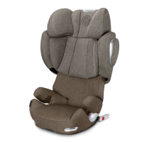 Автокресло Cybex Solution Q3-fix Plus Cashmere Beige (бежевый)