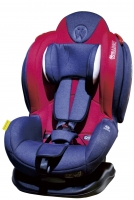 Автокресло Welldon New Smart Sport SideArmor & CuddleMe Jean