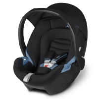 Автокресло Cybex Aton Basic Cozy Black (черный)