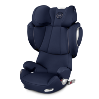 Автокресло Cybex Solution Q3-fix Midninght Blue (т.синий)