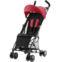 Коляска Britax Roemer Holiday Flame Red