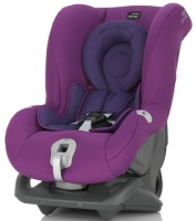 Автокресло Britax Roemer First Class plus Mineral Purple Trendline (сиреневый)