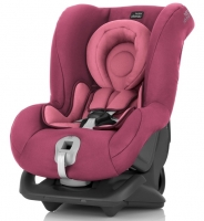Автокресло Britax Roemer First Class plus Wine Rose Trendline (розовый)