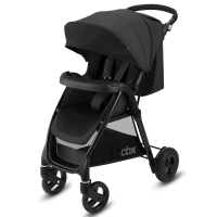Коляска Cybex Misu Air Smoky Anthracite (черный)
