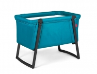 Колыбель Babyhome Dream Premium Turquoise/black (бирюзовый)