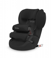 Автокресло Cybex Juno 2-Fix Pure Black (черный)