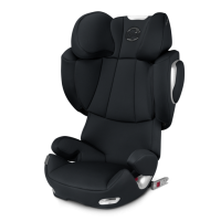Автокресло Cybex Solution Q3-fix Stardust Black (черный)