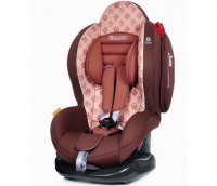 Автокресло Welldon New Smart Sport SideArmor & CuddleMe Mocha