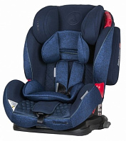 Автокресло Coletto Vivaro isofix dark blue/navy 2018 (синий)