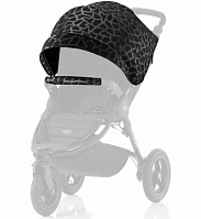 Капор для коляски Britax B-Agile 4 Plus и B-Motion 4 Plus Geometric Web (черный)