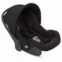 Автокресло Inglesina Huggy Multifix Total Black (черный)