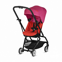 Коляска Cybex Eezy S Twist Fancy Pink (розовый)