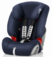 Автокресло Britax Roemer Evolva 123 Moonlight Blue Trendline (т.синий)