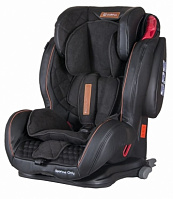Автокресло Coletto Sportivo Only Isofix black (черный)